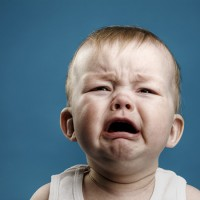 Infants & Toddlers - crying - 1